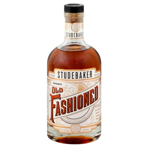 Studebaker® Old Fashioned Cocktail - 750mL Bottle - image 1 of 1