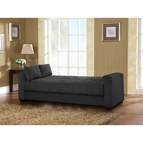 Lifestyle Solutions Lexington Sofa Bed Black Target