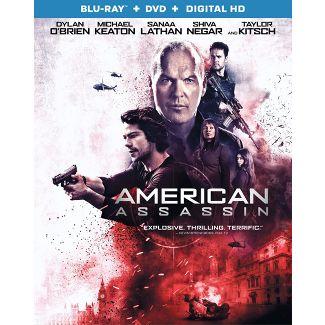 American Assassin (Blu-ray + DVD + Digital)