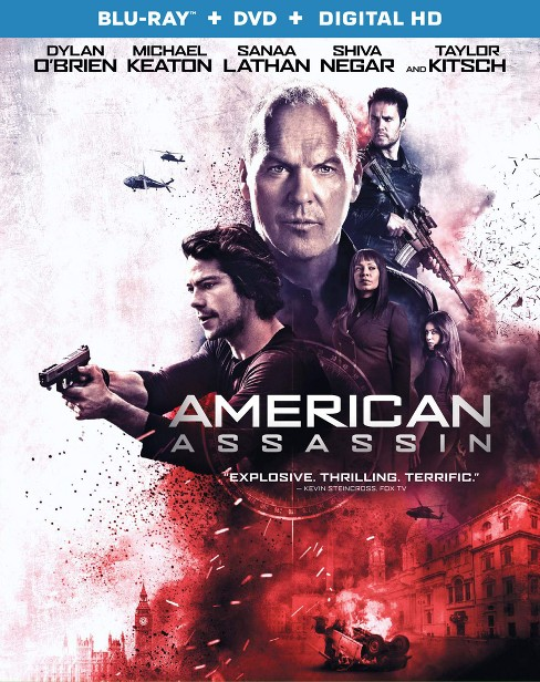 American Assassin (Blu-ray + DVD + Digital) - image 1 of 1
