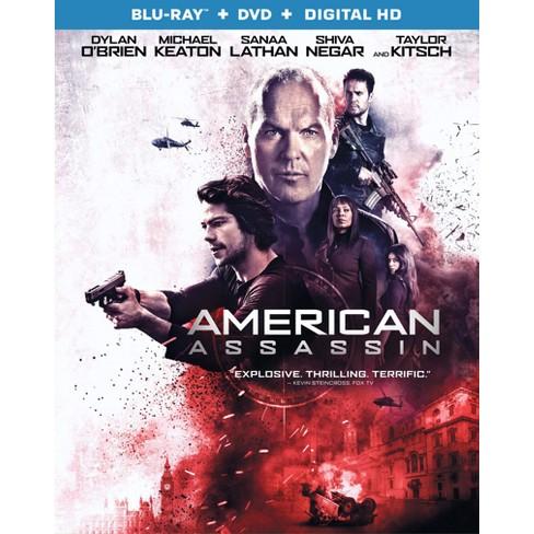 American Assassin (Blu-ray + DVD + Digital) - image 1 of 1
