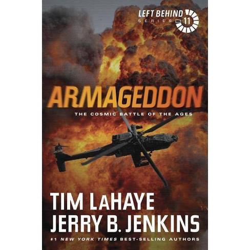 Armageddon - (Left Behind) by  Tim LaHaye & Jerry B Jenkins (Paperback) - image 1 of 1