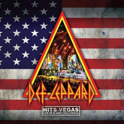 Def Leppard - Hits Vegas - Live At Planet Hollywood (2 CD)