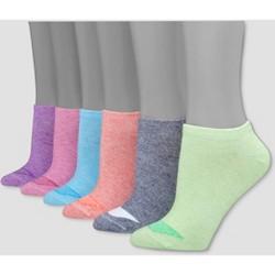 Hanes® Premium Women's Lightweight No Show Sock 6pk