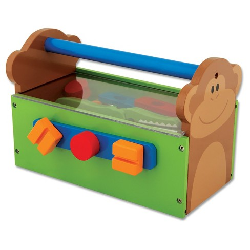 Stephen Joseph Wooden Play Tool Set - image 1 of 2