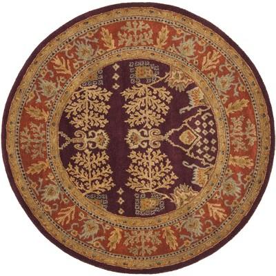 Bergama BRG190 Hand Tufted Rug  - Safavieh