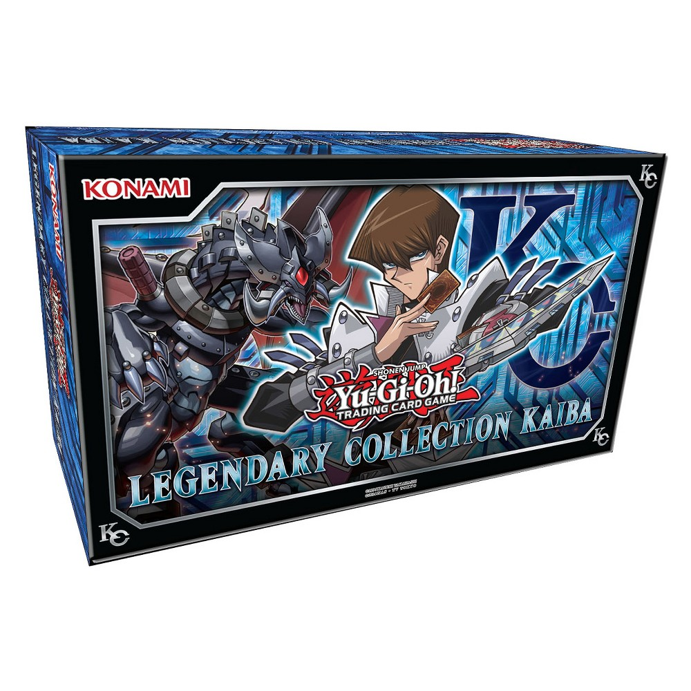 Yu-Gi-Oh! Legendary Collection Kaiba Trading Card Box