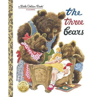 The Three Bears - by F. Rojankovsky (Hardcover)