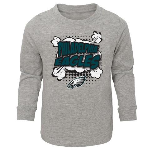 NFL Philadelphia Eagles Toddler Gametime Fun 3pk Shirt  Pants Set   Target 515dc5ad6