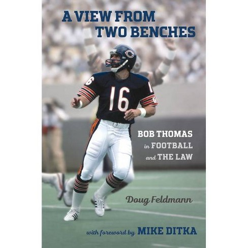 A View from Two Benches - by  Doug Feldmann (Hardcover) - image 1 of 1