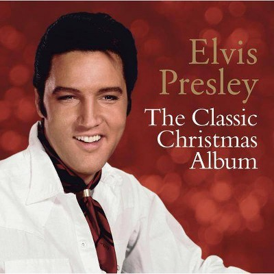 Elvis Presley - The Classic Christmas Album (CD)