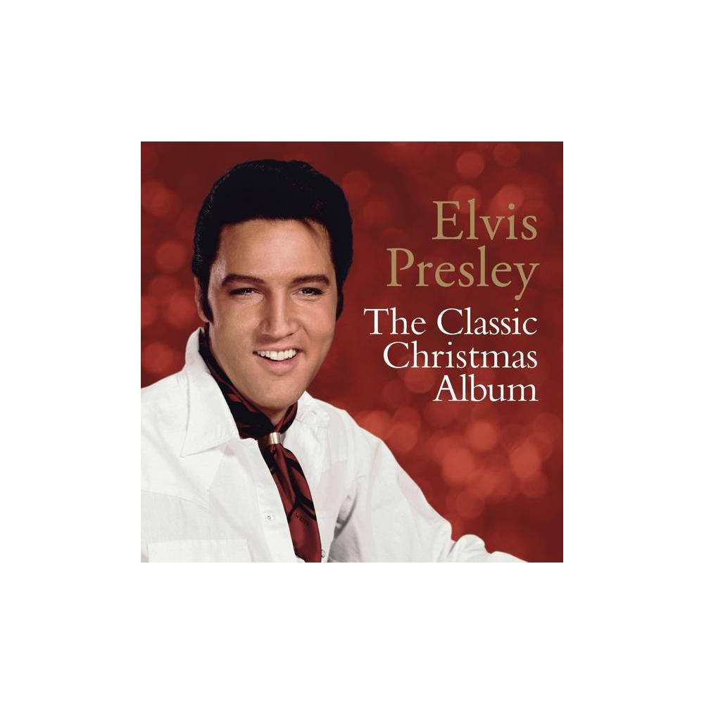 Elvis Presley The Classic Christmas Album Cd