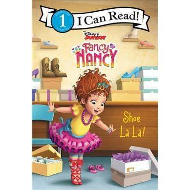 Shoe-la-la -  (Fancy Nancy I Can Read) by Victoria Saxon (Paperback)