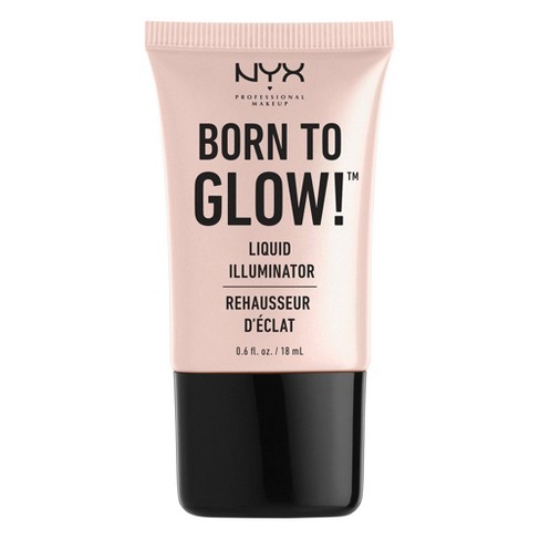 NYX Professional Makeup Born To Glow Liquid Illuminator - image 1 of 4