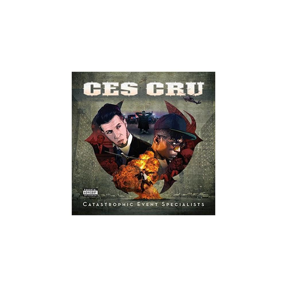 Ces Cru - Catastrophic Event Specialists (CD)