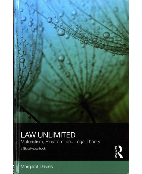 Law Unlimited (Hardcover) (Margaret Davies) - image 1 of 1