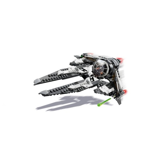 LEGO Star Wars Black Ace TIE Interceptor 75242 image number null