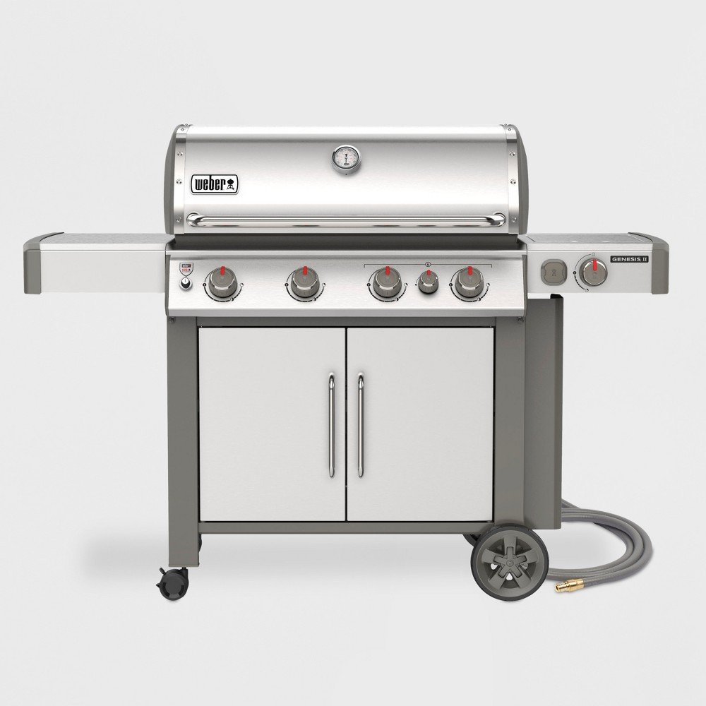 Weber Genesis II S-435 67006001 Stainless Steel (Silver) 54005384