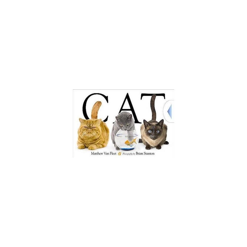 Cat (Hardcover) by Matthew Van Fleet