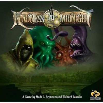 Madness at Midnight Board Game