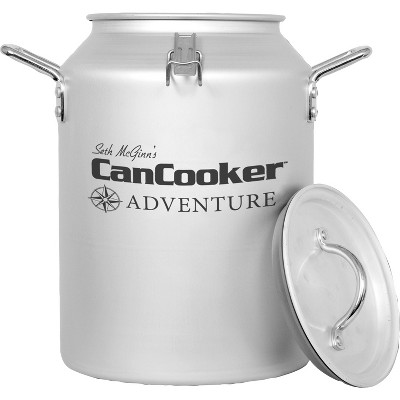 CanCooker Adventure  Multipurpose Outdoor Camping or At Home Convection Steam Cooker, 4 Gallons