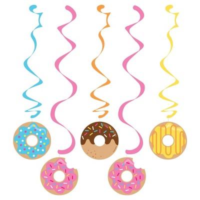 5ct Donut Time Dizzy Danglers