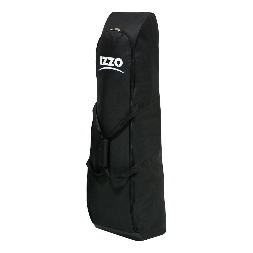 Izzo Golf Padded Travel Cover, Black
