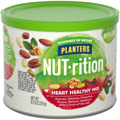 Nuts & Seeds: Planters Nut-rition Heart Healthy Mix