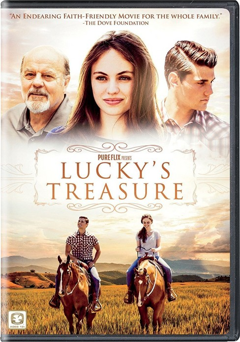 Lucky's Treasure (DVD) - image 1 of 1