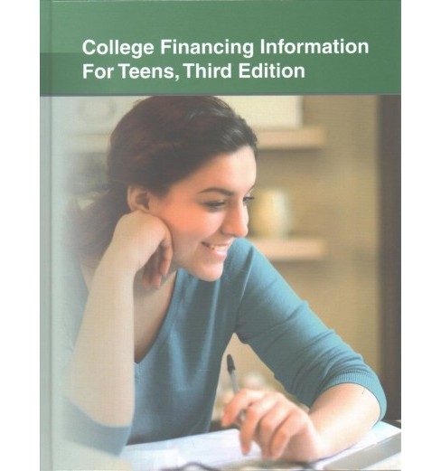 College Financing Information for Teens (Hardcover) - image 1 of 1