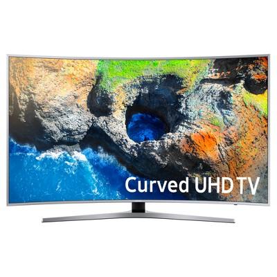 Samsung 49  Curved 4k UHD - Black (UN49MU7500FXZA)