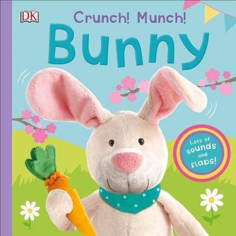 Crunch! Munch! Bunny - (Board Book) - image 1 of 1