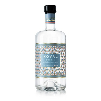 KOVAL Dry Gin - 750ml Bottle