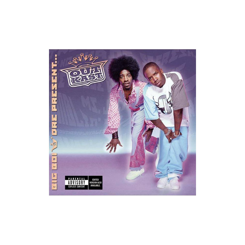 Outkast Big Boi Dre Present Outkast Cd
