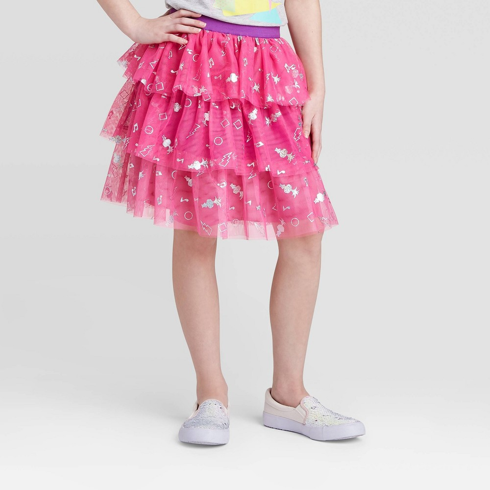 Girs 39 Poppy Tutu Skirt