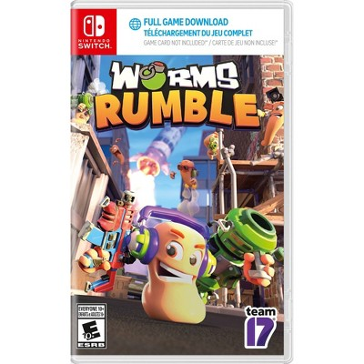 Worms Rumble - Nintendo Switch
