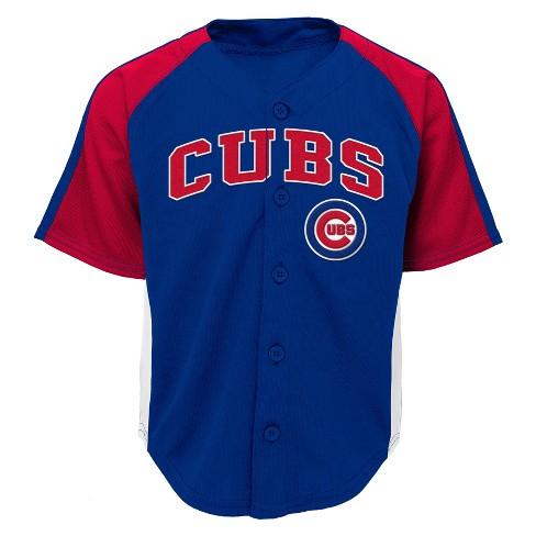 MLB Chicago Cubs Boys  Infant Toddler Team Jersey   Target e15f5851da5d
