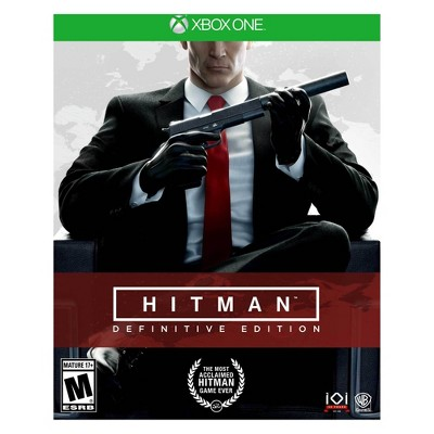 Hitman Definitive Edition - Xbox One