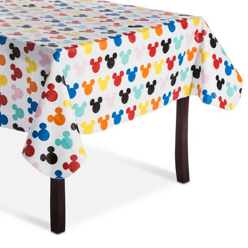 Disney Mickey Mouse Tablecloth Target