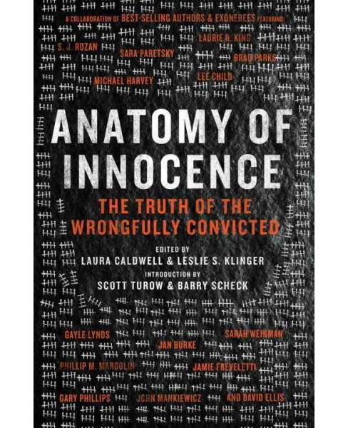 Anatomy of Innocence : Testimonies of the Wrongfully Convicted -  (Hardcover) - image 1 of 1