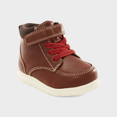 Baby Boys' Fred Hiker Slip-On Shoes - Just One You® made by carter's Brown