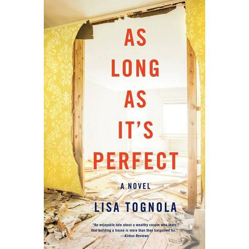As Long as It's Perfect - by  Lisa Tognola (Paperback) - image 1 of 1