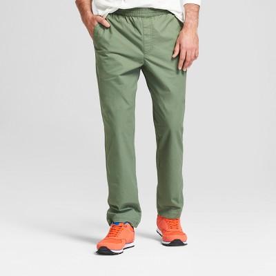 Men's Drawstring Pants - Goodfellow & Co™ Orchid Leaf M