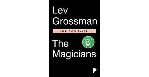 Magicians (Media Tie-In) (Paperback) (Lev Grossman) - image 1 of 1