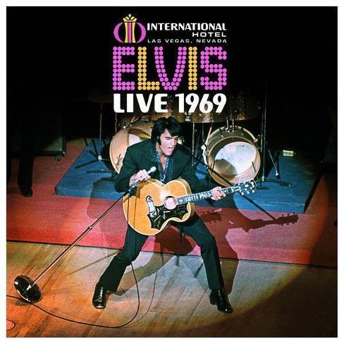 Elvis Presley - Live 1969 (CD) - image 1 of 1