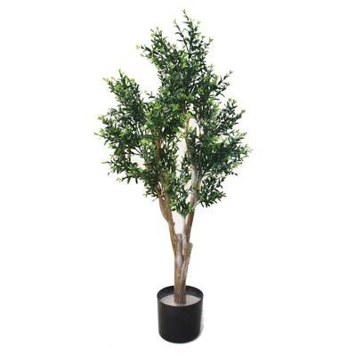 Pure Garden 3.4ft Ixora Topiary Tree