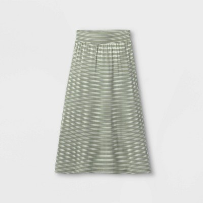 Girls' Knit Maxi Skirt - Cat & Jack™
