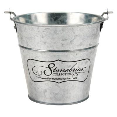 15oz Citronella Bucket Candle - Stonebriar Collection