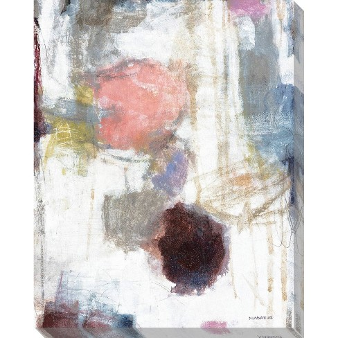 Exposed II Unframed Wall Canvas Art - (24X30) - image 1 of 2