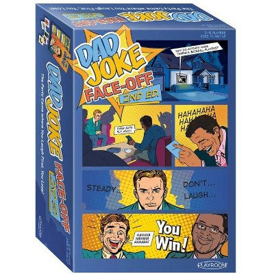 Dad Joke Face-Off (2nd Edition) Board Game